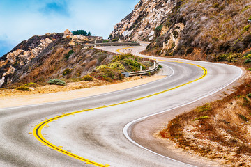 Pacific Coast Highway, Winding Road