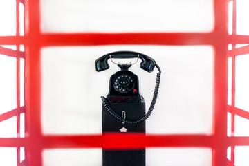 phone booth English