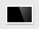 Tablet pc. Vector