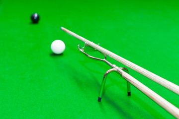 snooker extended spider