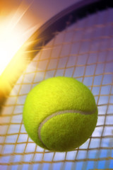 .Ball and Racket