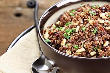 Healthy Quinoa Pilaf