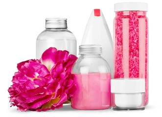 Cosmetics. Spa products