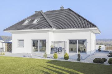 Beauty detached house