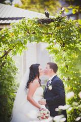 Wedding landscaping