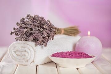 Lavender. Aromatherapy