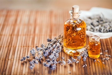 Lavender. lavender cosmetic