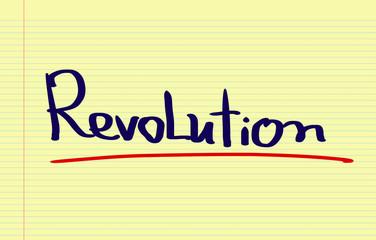 Revolution Concept