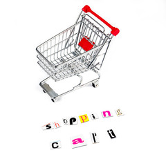 shopping cart different way