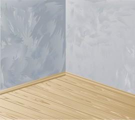 Угол комнаты