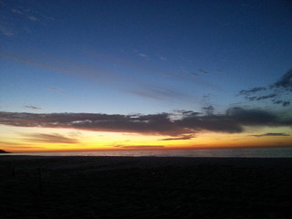 Primeiro raio de sol de 2015