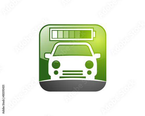 electric car - 80393431