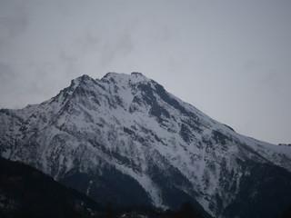 雪の八ヶ岳