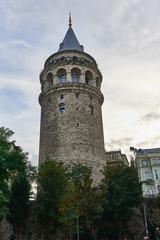Galata Tower at Istanbul