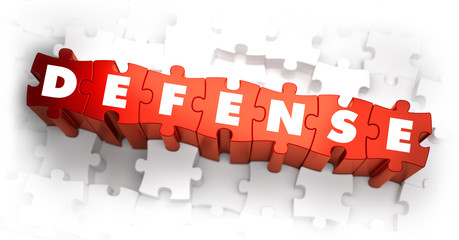 Defense - Word on Red Puzzles.