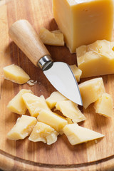 Cheese knife
