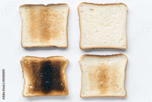 toasts variation