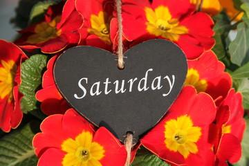 Schönen Samstag