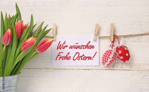 Frohe Ostern! - 80402248