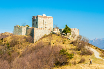 Disused military fortress