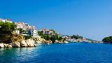 Fototapeta Skiathos Town In Skiathos Island, Greece