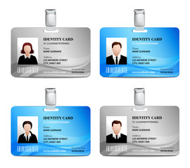 Id Card Set
