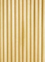 background round timber wood fence