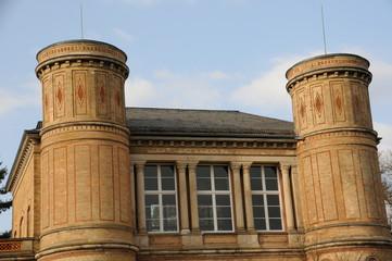 Gebäude Botanischer Garten Karlsruhe