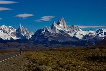 Fitz Roy Mountain El Chalten