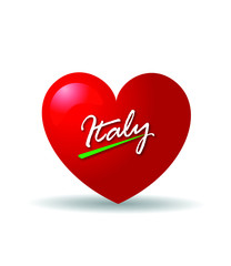 Italian Heart made in Italy