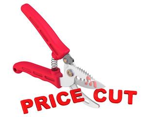 Снижение цен (price cut). Концепция