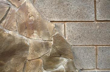background stonework