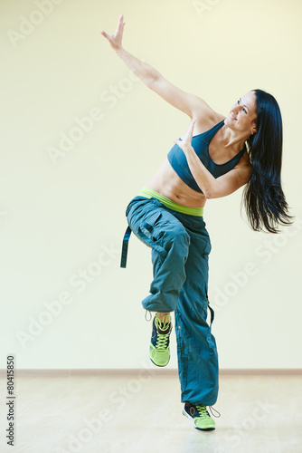 zumba dancing fitness exercises