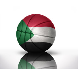 sudanese basketball