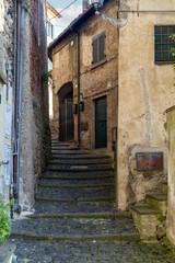 Alley Anguillara Sabazia (Italy)