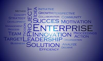 Representation Symbole Enterpreneurship