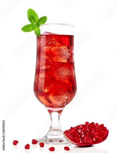 Red cocktail - 80418655