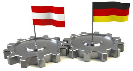 zusammenarbeit österreich deutschland