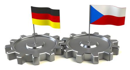 zusammenarbeit deutschland Tschechische Republik