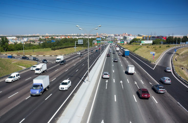 Moscow Ring Road