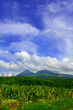 View of Izalco volcano in El Salvador