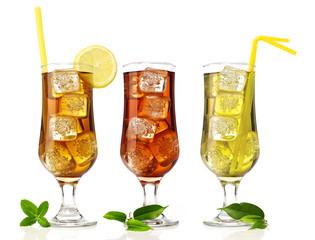 Ice tea mix © goir