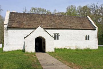 St Teilo's church, Wales