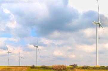 wind energy turbines renewable electric energy source