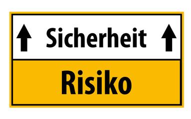 Risiko, Sicherheit 2403
