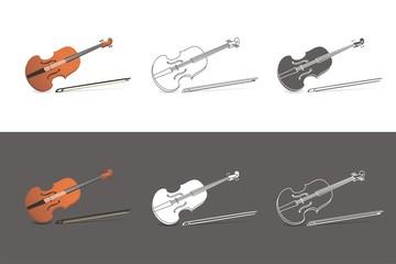 Instrumento Musical_Violín