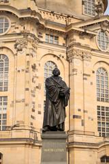 Martin Luther Denkmal in Dresden