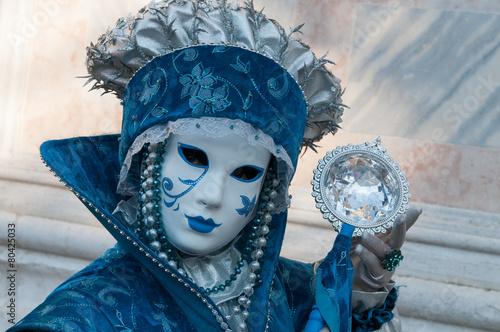 Foto op Canvas Carnaval Carnevale a Venezia