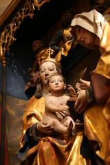 Jesus und Maria