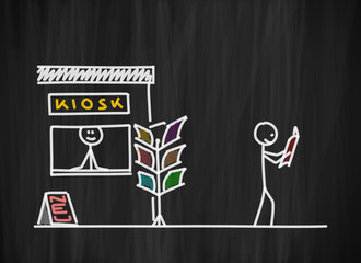 tafle mk kiosk II